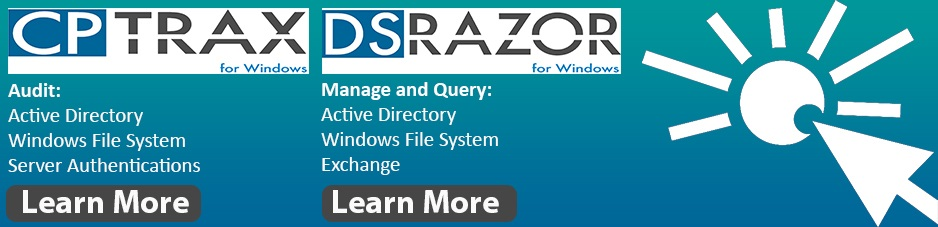 Redefining System Audit and Administration Tools for Active Directory, Windows and eDirectory